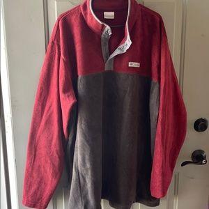 Columbia 1/4 Snap Sweatshirt